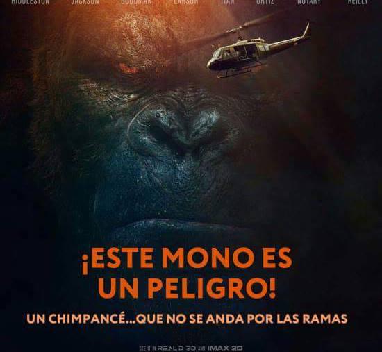 Simio no mata a simio