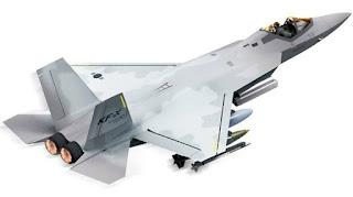 Desain Akhir Pesawat Tempur KF-X
