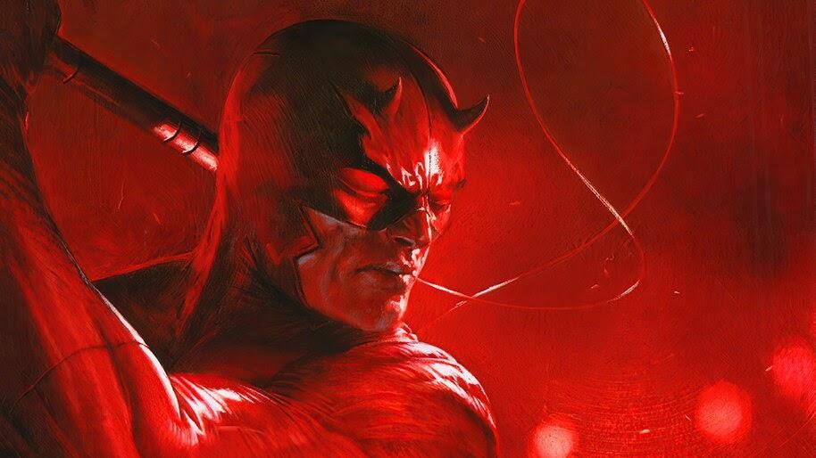 Daredevil, Marvel, Superhero, 4K, #6.2112