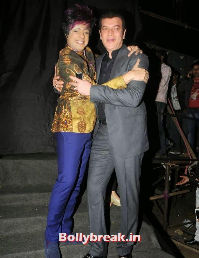 Aditya Pancholi, Rohit Verma, Rohit Verma's Fashion Show Pics