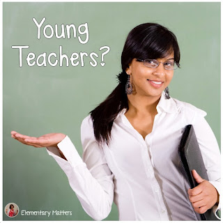 Young Teachers or Old Teachers? This post addresses the qualities of new teachers and veteran teachers, as well as some qualities that truly make a great teacher!
