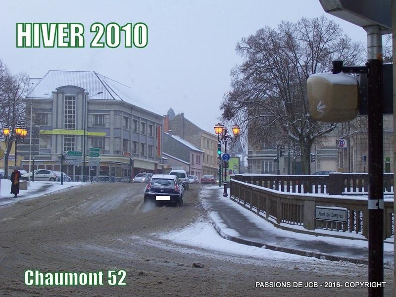 Chaumont 52 sequence retro l 39 hiver 2010 for Piscine chaumont 52