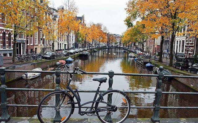 Clima em Amsterdã em setembro