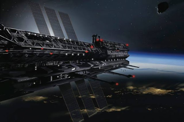 """Bem-vindo a Asgardia, a primeira """"nação espacial"""""""