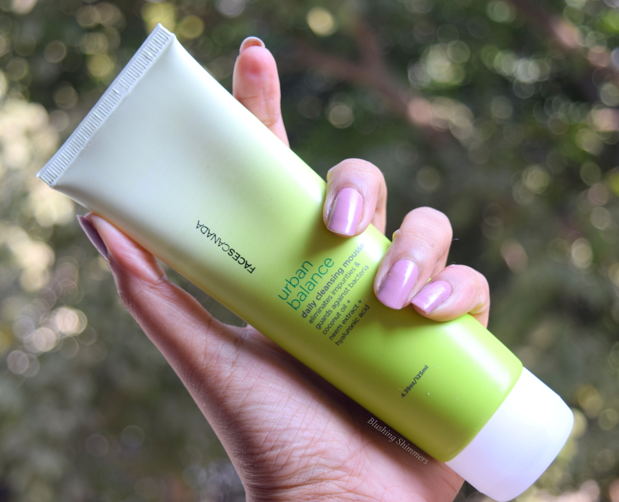 Faces Urban Balance Daily Cleansing Mousse
