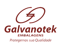 Embalagens Galvanotek na Cozinha do Quintal.