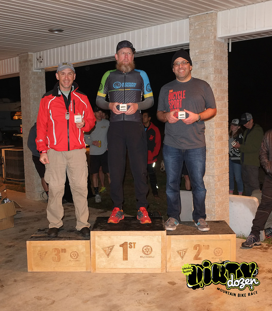2018 Dirty Dozen - Antonio Podium