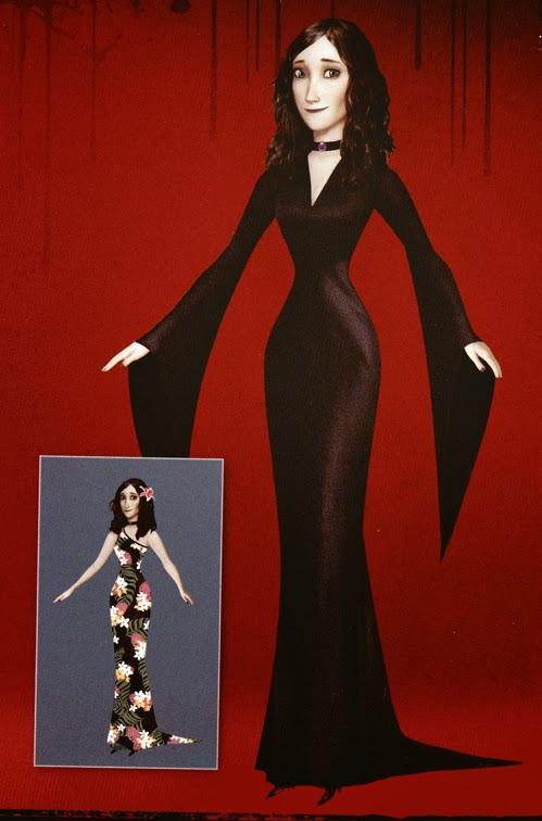 Martha Dracula DIY Costume Hotel Transylvania Sc 1 St Stitching It Up e01c495d20