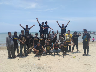 Kerja Bakti Bersih Pantai Kelapa (Season 2)