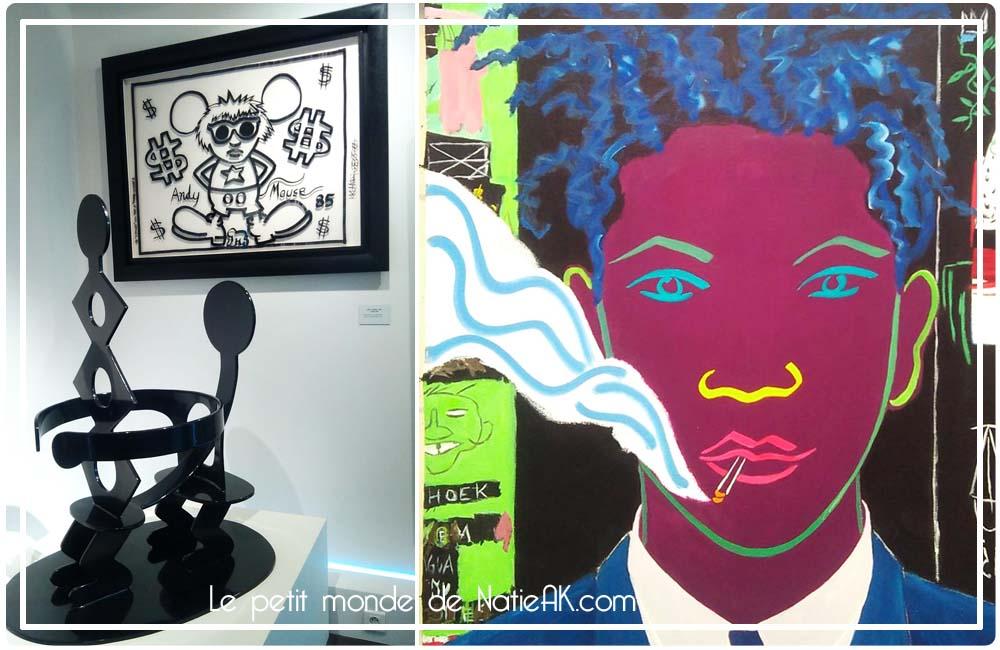 portrait de Jean-Michel Basquiat