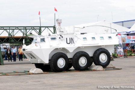 Digunakan TNI di Libanon