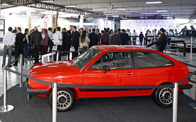 VW Gol - 8 milhões de produzidos no Brasil