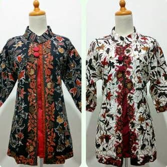 Related Kumpulan Foto Baju Batik Non Formal