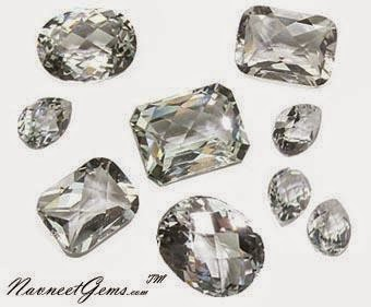 White Topaz Gemstone: A Substitute Of The Real Diamonds