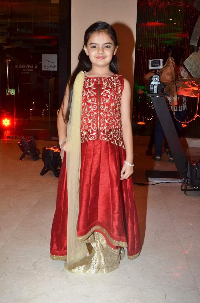 Foto Ruhanika Dhawan_Pemeran Ruhi Raman Bhalla_Serial Mohabbatein ANTV_Cantik Imut Cerdas dua