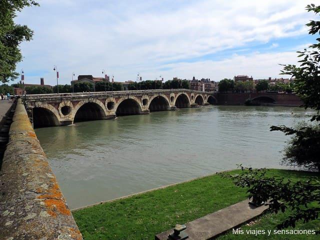Pont Neuf, Toulouse