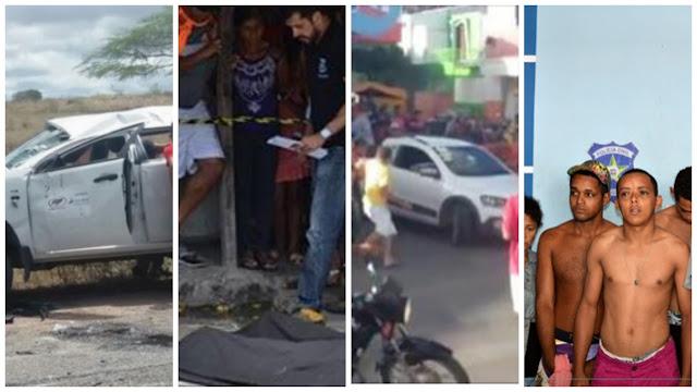 Semana de sete de setembro é marcada no sertão alagoano com várias ocorrências policiais