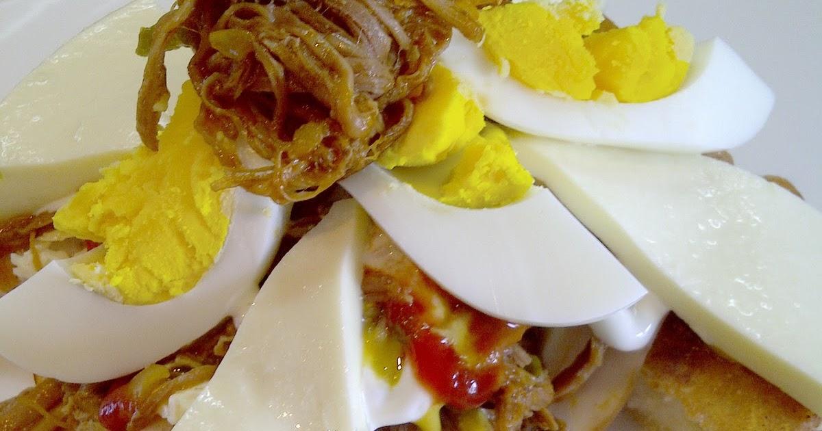 Arepa Cabimera  Cocina Zuliana