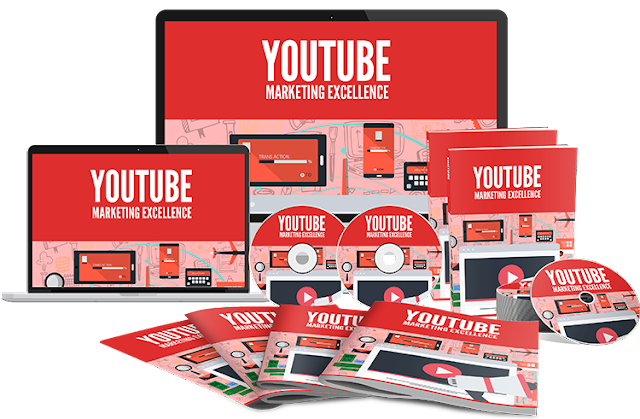 [GIVEAWAY] YouTube Marketing Excellence [$297 Value]