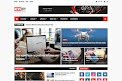 Newsify - Responsive Magazine Blogger Template