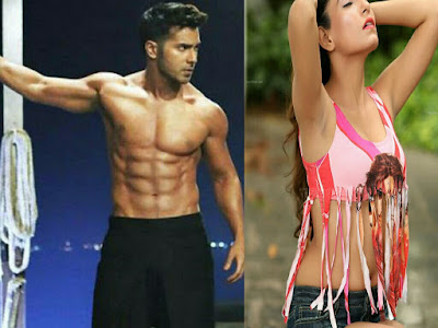 This hot heroine will work with Varun Dhawan in ABCD 3, release date is this.
