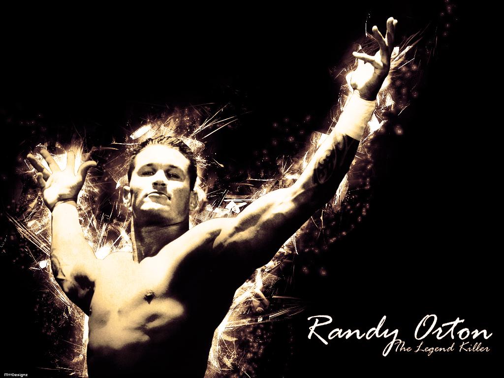 Wwe Randy Orton Wallpapers 2011