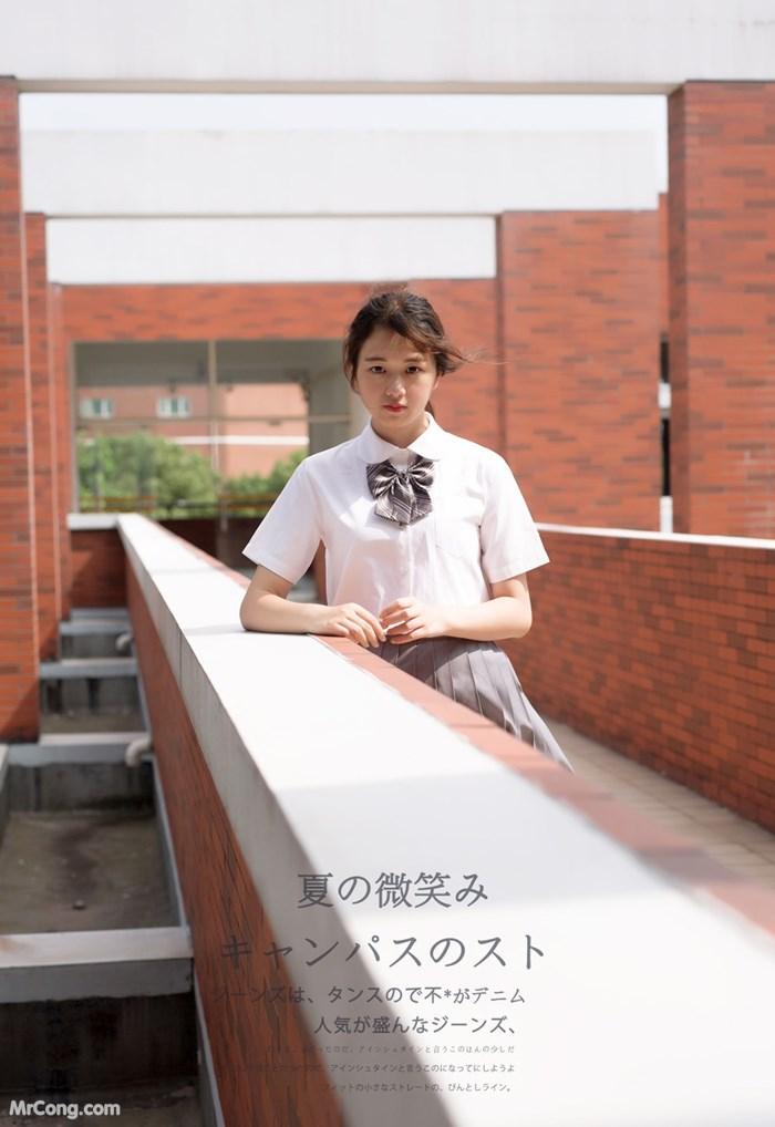 Image School-girls-by-Ronnie-MrCong.com-055 in post Những cô nàng nữ sinh xinh đẹp mê mẩn người xem chụp bởi Ronnie (96 ảnh)