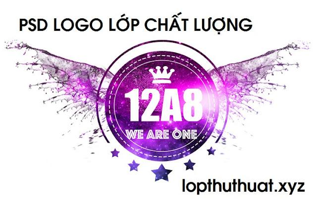 Tổng hợp một số PSD Logo Lớp Cực Chất