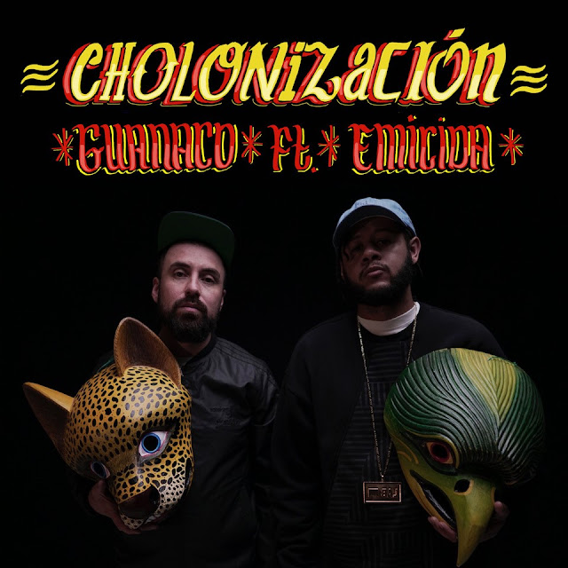 Emicida participa de single e clipe do equatoriano Guanaco #Cholonización