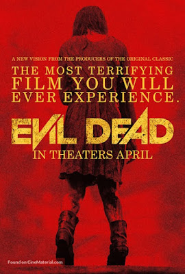 Evil Dead Movie Cover