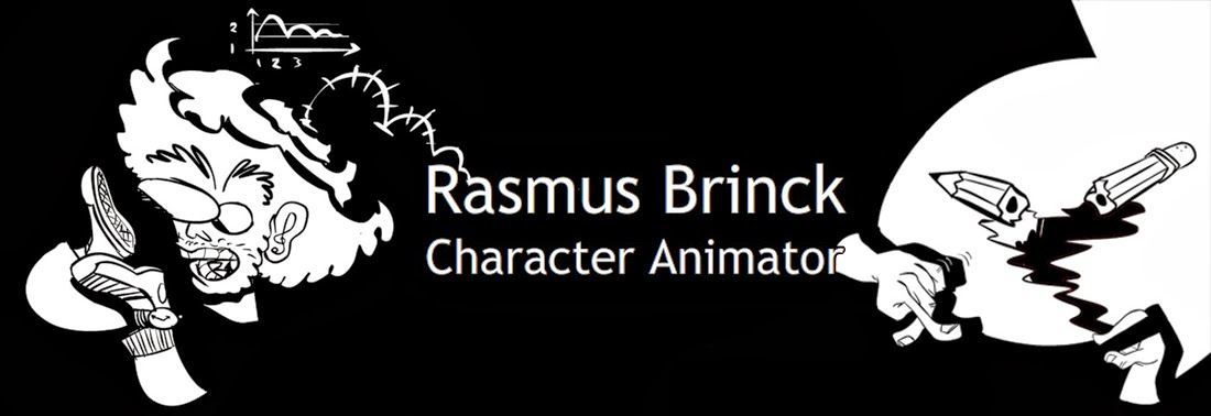 Rasmus Brinck: Art and Animation