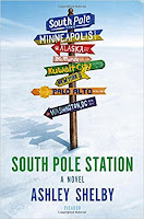 South Pole Station: A Novel (Credit: amazon.com) Click to visit.