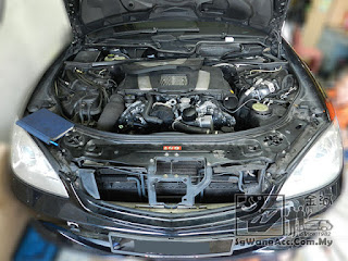 Mercedes-Benz S-Class S350 Air Cond Compressor