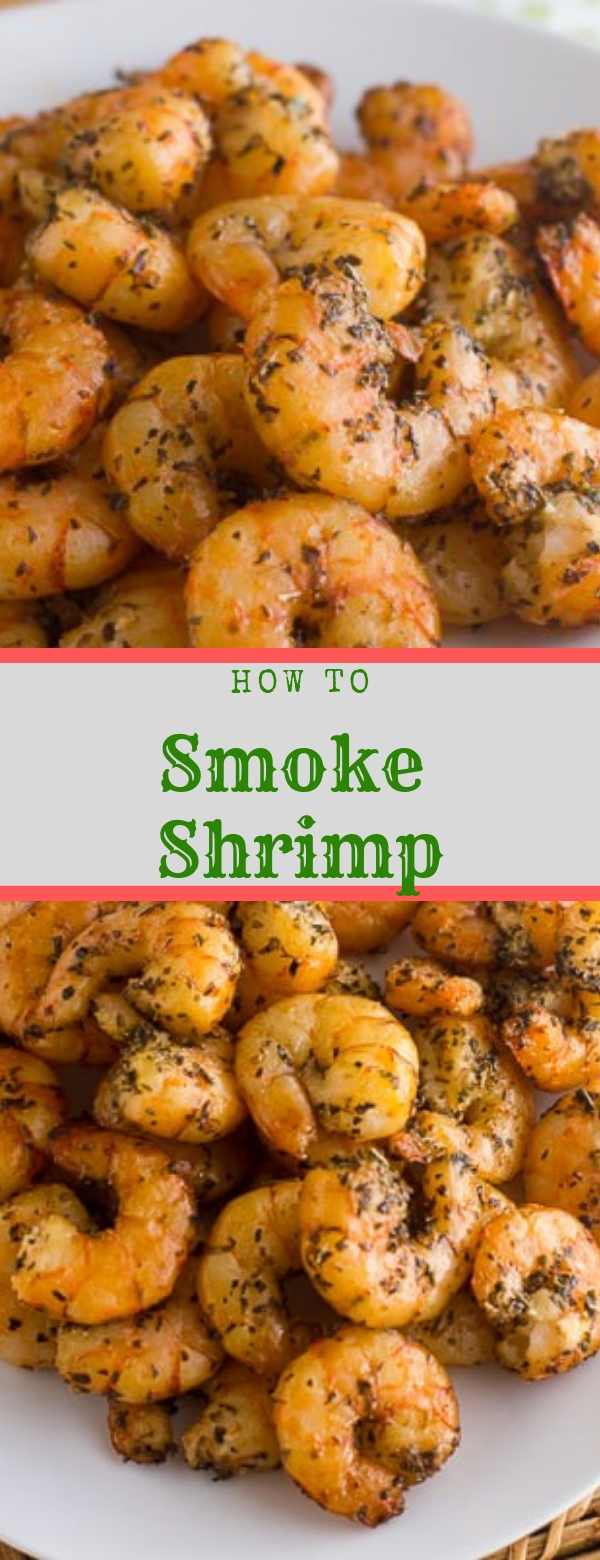 How to Smoke Shrimp #SEAFOODS