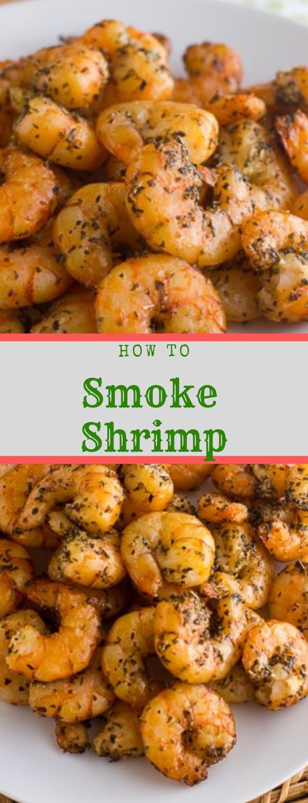 How to Smoke Shrimp #SEAFOODS