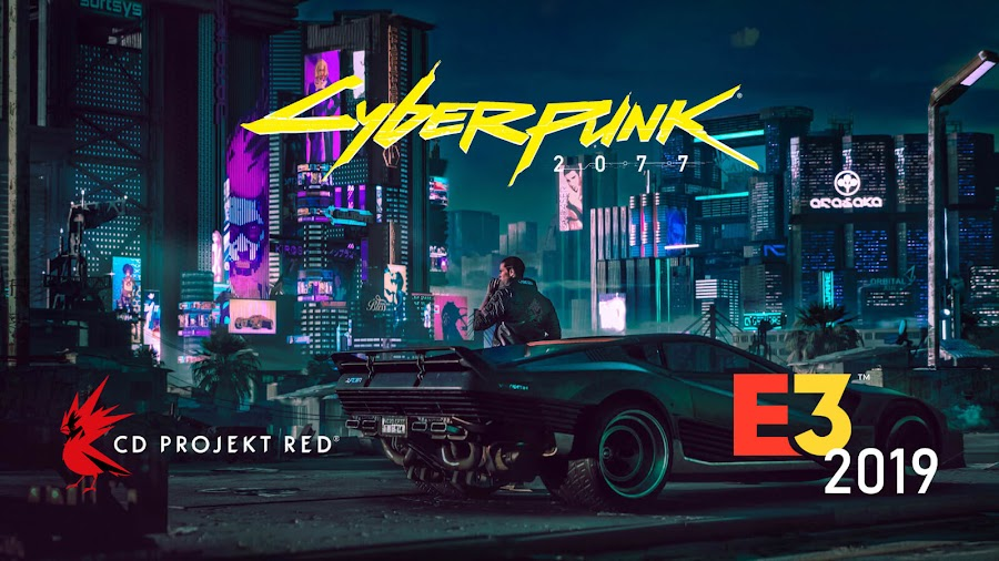 cyberpunk 2077 e3 2019 confirmed