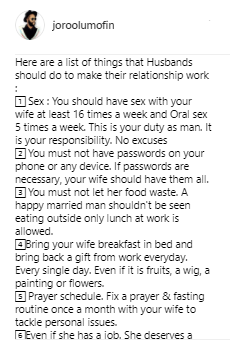 Great sex ideas for married couples