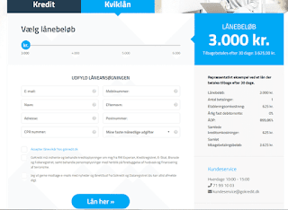 Payday Loans - Fast loans - Instant Payday Loans - Easy Payday Loans - Denmark