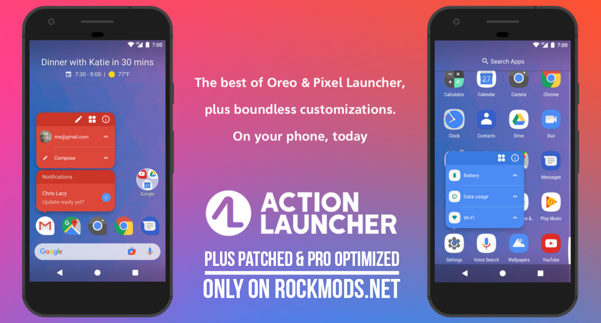 action launcher oreo pixel edition plus apk cracked unlocked