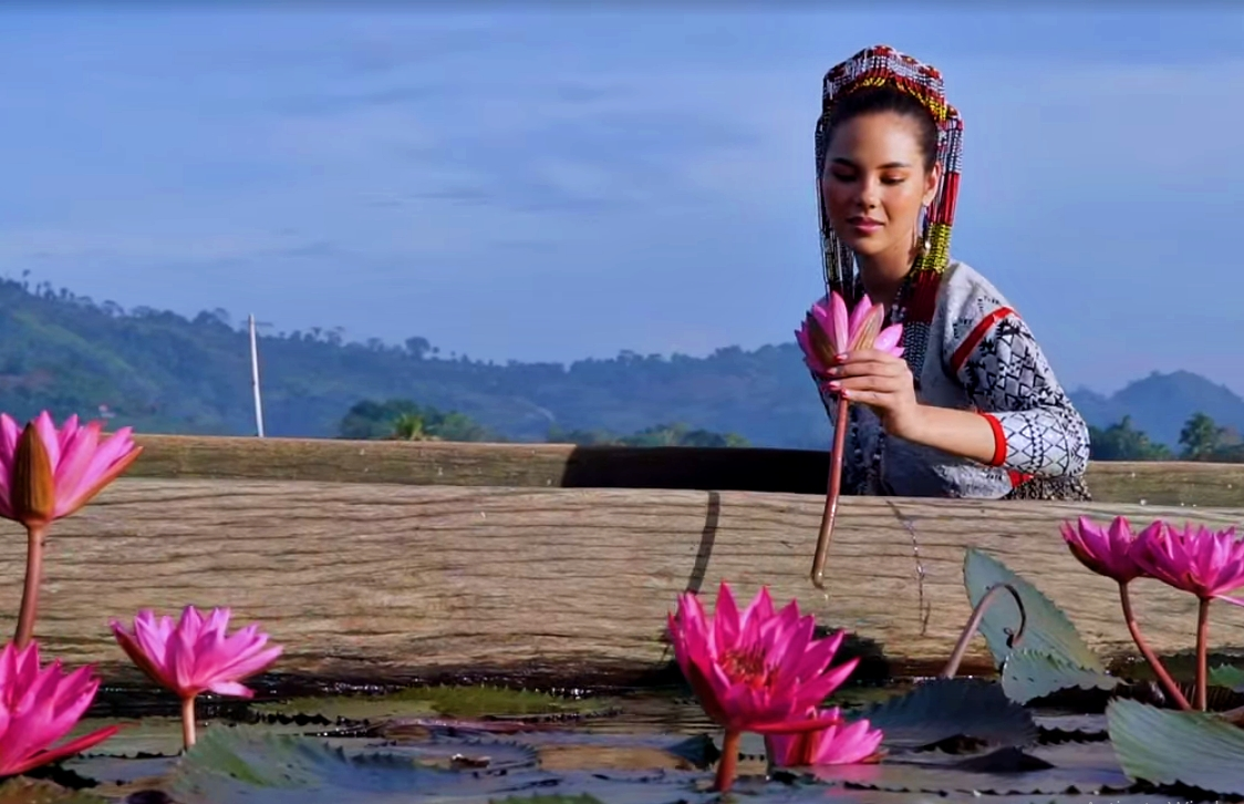 Miss Universe Philippines Catriona Gray features South Cotabato in viral video
