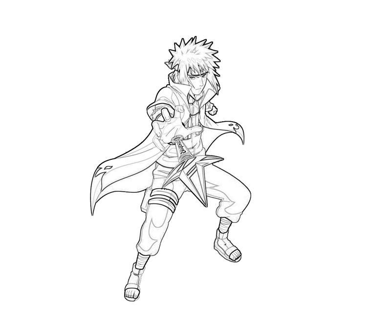 Naruto Minato Ninjutsu Mario