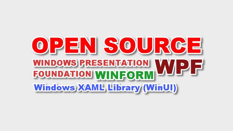 Windows Presentation Framework (WPF), Windows Forms and the