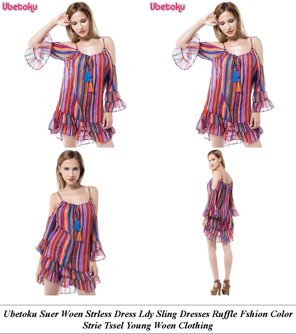Summer Dresses - Shop For Sale - Shirt Dress - Cheap Clothes