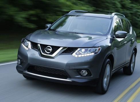2014 Nissan Rogue Specs Canada