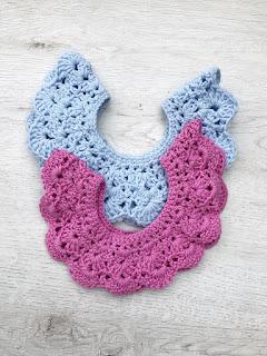 cuellos de crochet