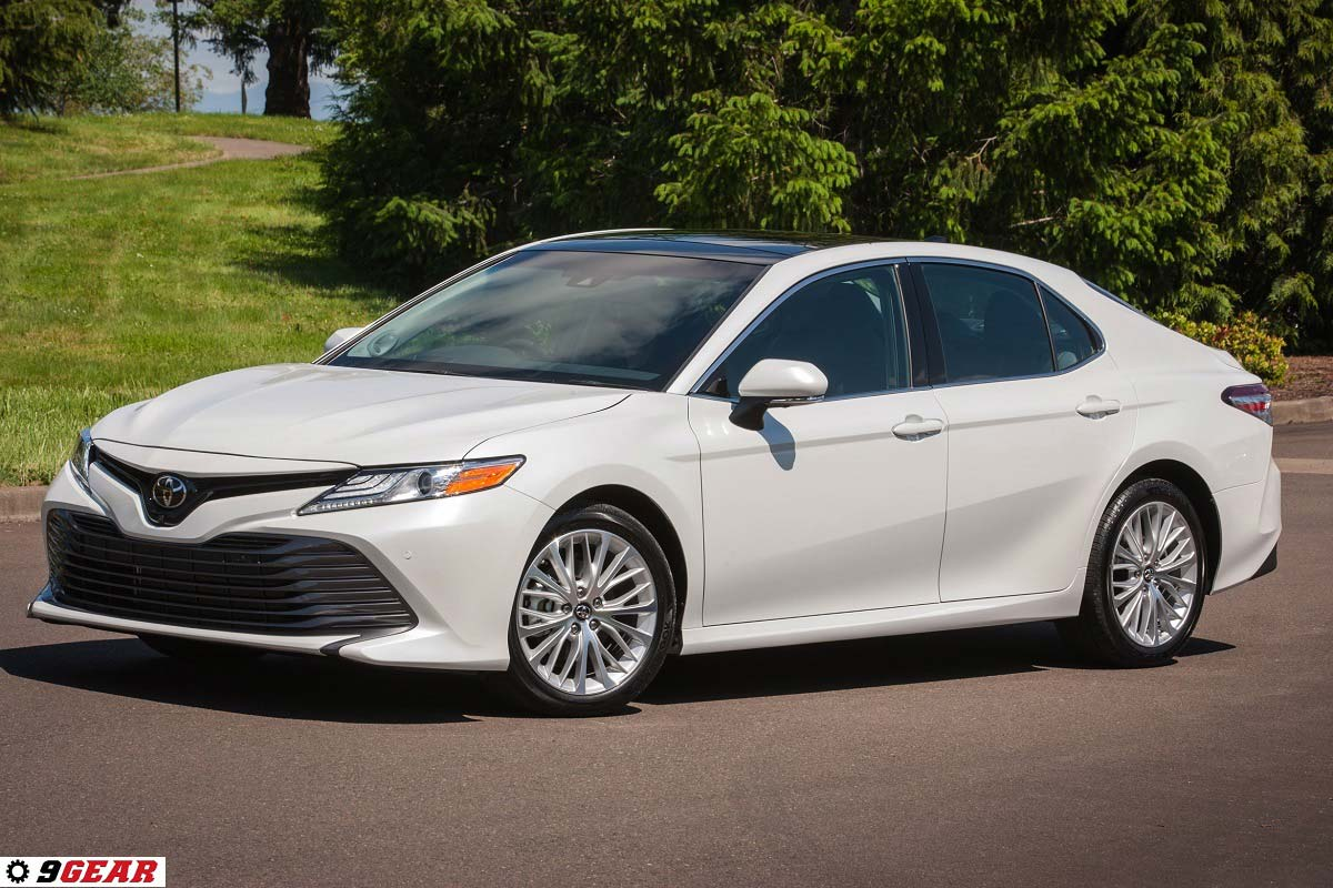 all new camry white toyota 2018 thailand tnga inspired 2 5 liter 4 cylinder