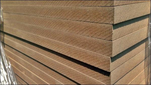 pilha madeira mdf
