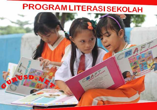 Contoh Program Literasi Sekolah Rancangan Seimbang Strategi Pembelajaran
