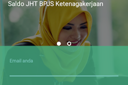Cara Daftar BPJSTK Mobile Layanan Informasi dan Klaim Saldo JHT BPJS Ketenagakerjaan