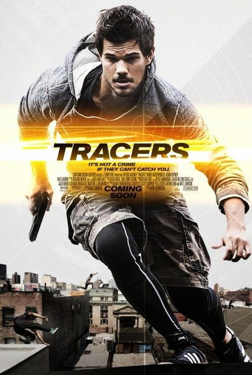Tracers (2014) ล่ากระโจนเมือง [HD]